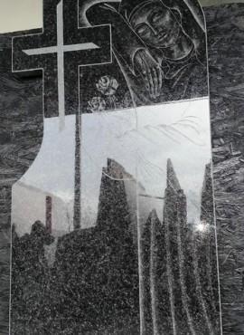Monument funerar granit Model G-17