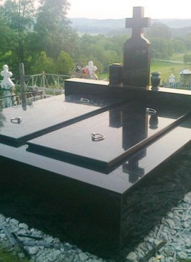 Mormant granit Model 2