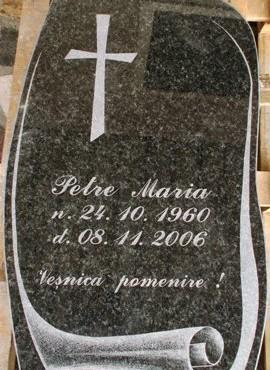 Monument funerar granit Model G – 33